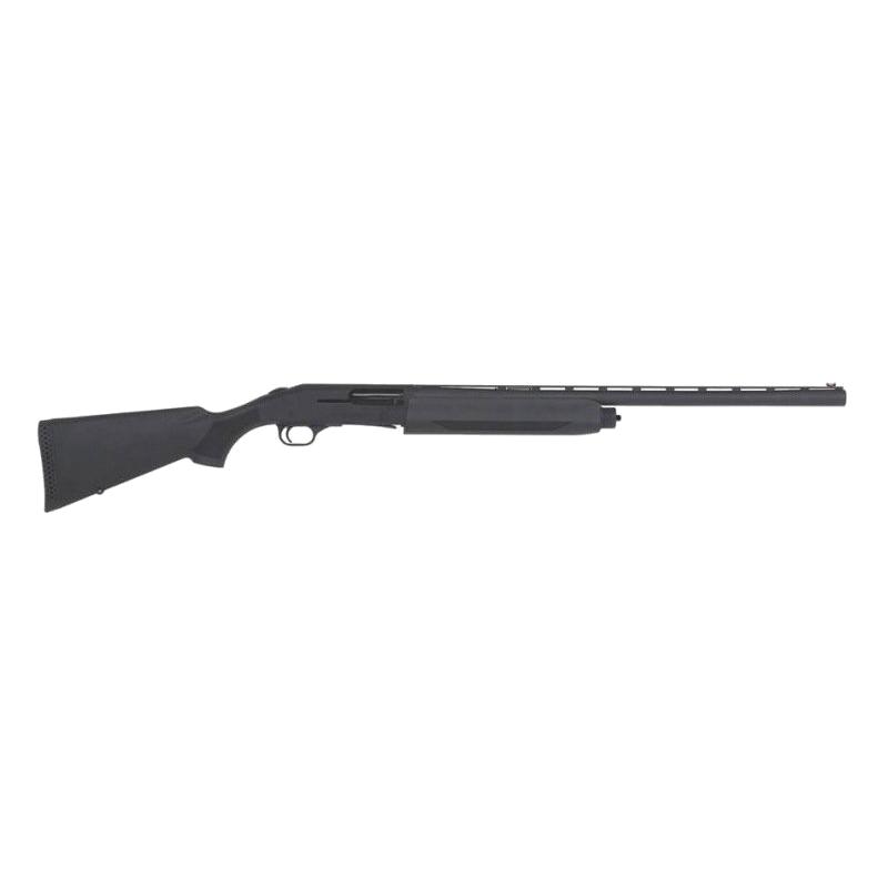 Mosberg 930 jm Black 5 tiros cano 28 sem fundo
