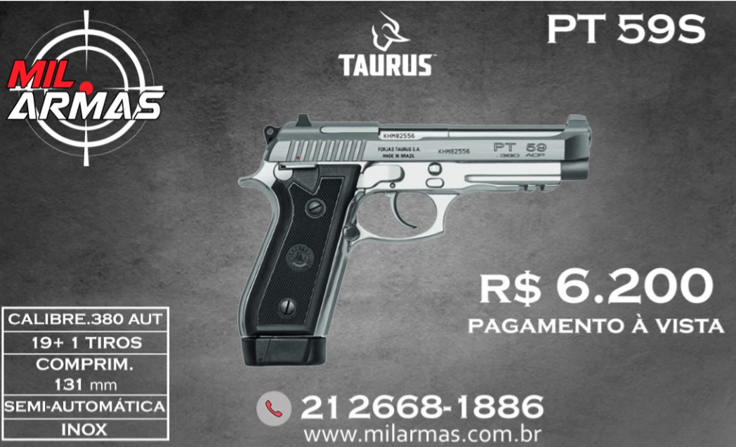 PT 59S INOX